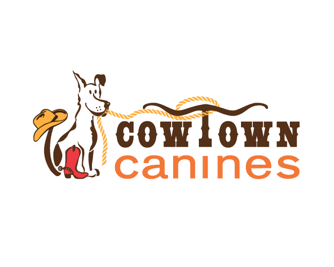 Cowtown Canines Day Camp for Dogs Logo