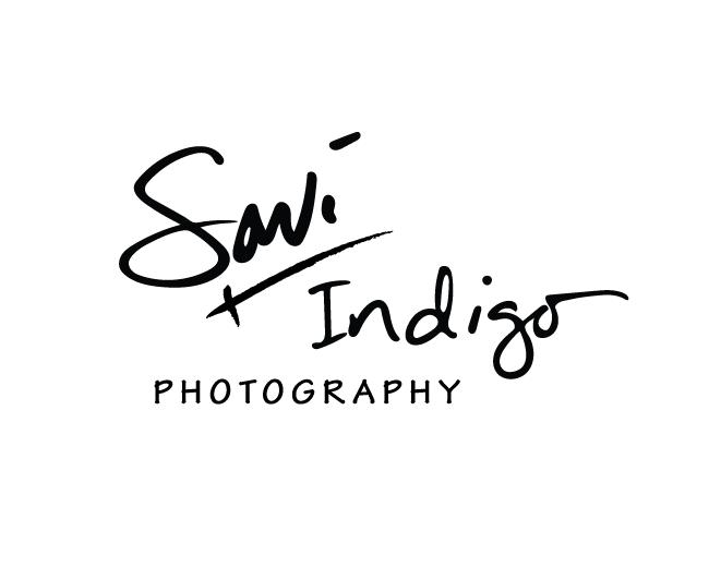 Savi + Indigo Photography Logo
