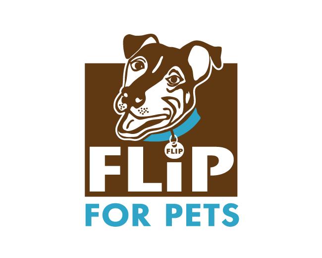Flip for Pets Logo