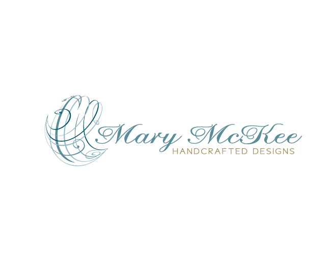 Mary McKee Handcrafted Designs Logo