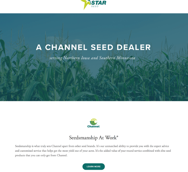 North Star Seed Website