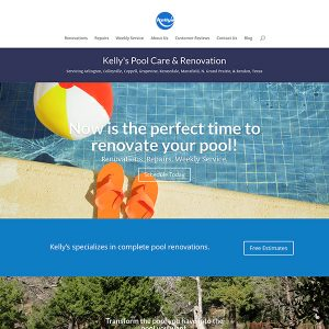 Kelly's Pool Care & Renovation